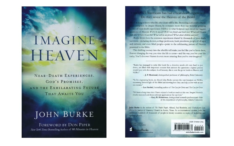 Imagine Heaven Review