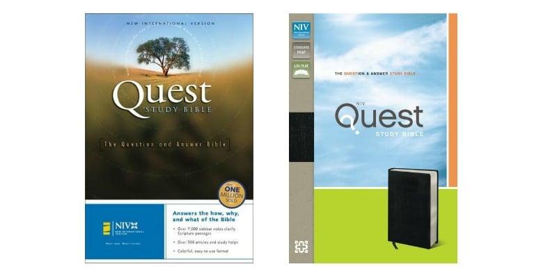 Quest Study Bible Review