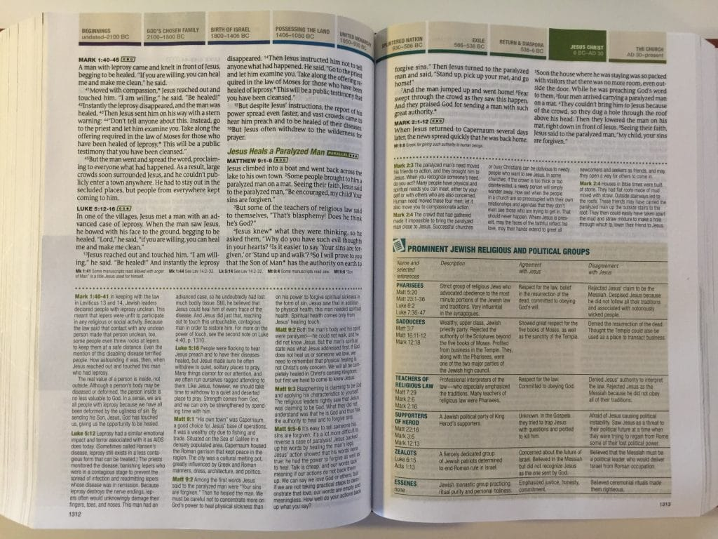 All Reviews for The Chronological Study Bible - BookLook ...