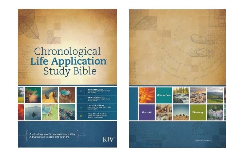 KJV Chronological Life Application