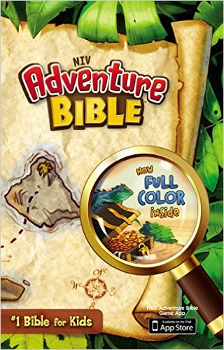 NIV, Adventure Bible