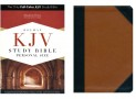 Holman KJV Study Bible Personal Size Review Black/Tan LeatherTouch