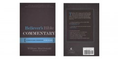 The Believer's Bible Commentary Book Review
