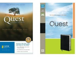 Quest Study Bible Review – The Question and Answer Bible