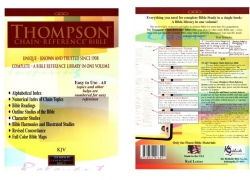 Thompson Chain Reference Bible Review